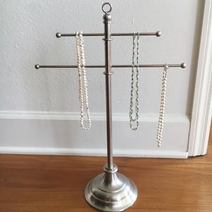 Pottery Barn Necklace Stand